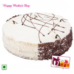 White Forest - White Forest 1.5 Kg and Mother's Day Greeting Card