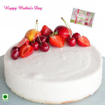 White Forest - White Forest 2 Kg and Mother's Day Greeting Card