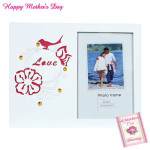 Single Photo Love Photo Frame and Card