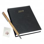 Ideal Regards - Executive Diary, Personalised Pen & Card