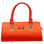 Orange Handbag (10 inch by 13 inch)