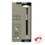 Parker Beta Premium Silver Fountain Pen