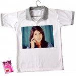 Photo Printed on T-Shirt (Valentine Special)