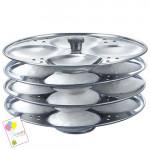 Prestige Idli Plates 4 x Dia 195 mm- 7.5 Ltr
