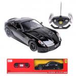 Rastar Ferrari 599 GTO (Black)