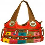 Red Designer Handbags (10 inch by 13 inch)
