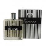 Riya Black Barcode Apparel Perfume