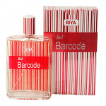 Riya Red Barcode Apparel Perfume