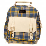 Checked School Bags (14 inch by 12 inch)