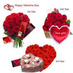 Valentine 3 Days Surprise