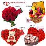 4 Days Romantic Celebration