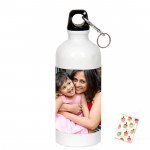Sipper Bottle with Photo & Card