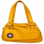 Yellow Ladies Bag (5 inch by 8 inch)