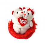 Couple Teddy (8 Inch)