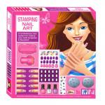 Ekta Stamping Nail Art