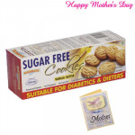 Sugarless Bliss Cookies Natural Vanila Butter and Card