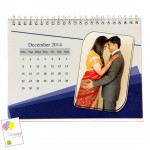 "Personalized Table Calendar (6"" X 8"") (Valentine Special)"