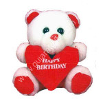 Teddy Bear with Heart (8 Inch)