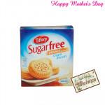 Tiffany Sugarfree Orange Cream Biscuits and Card