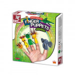 Toykraft Paper Quilled Finger Puppets - Animals