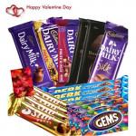 20 Assorted Cadbury Chocolates