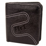 Black Designer Wallet (4 inch by 5 inch)