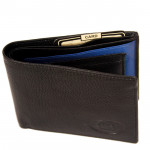 Black & Blue Wallet (4 inch by 5 inch)
