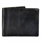 Black Wallet (4 inch by 4 inch)