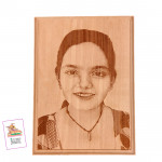 Wooden Engraving (Valentine Special)