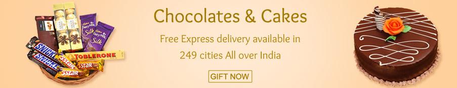 Chocolates & Cakes