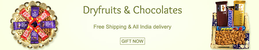 Dryfruits & Chocolates