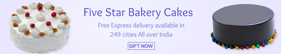 Five Star Bakery Cakes