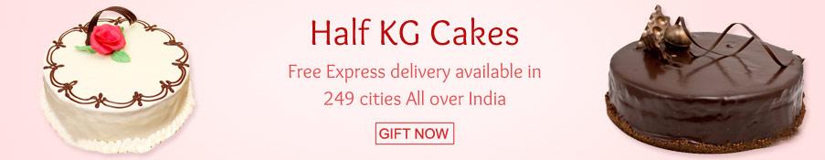 Half KG Cakes