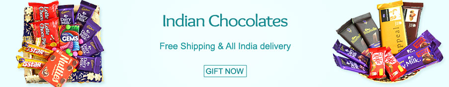 Indian Chocolates