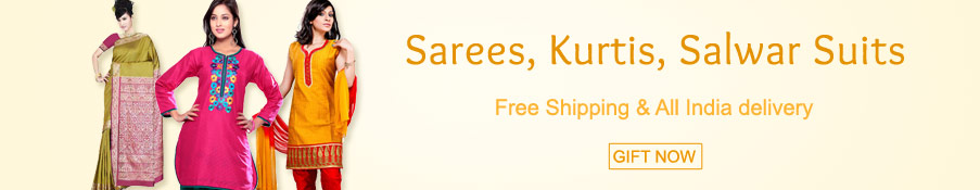 Sarees, Kurtis, Salwar Suits