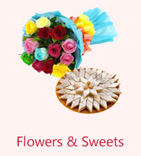 Flowers & Sweets