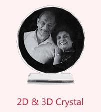 2D & 3D Crystals