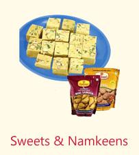 Sweets & Namkeen