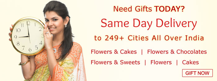 Send Gifts To India From USA UK Canada Online