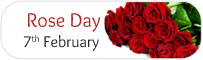 Rose Day - 7th Feb